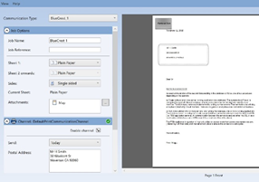 OfficeMail Demonstration